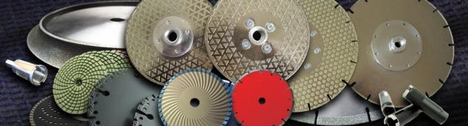 High Sharpness Diamond Cutting Blade , Concrete Cutting Blades For Angle Grinder