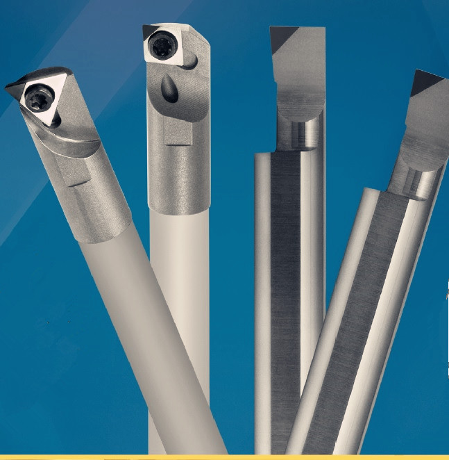 High Speed CPMH DCMT PCD Lathe Tool Inserts For Aluminum Alloy , Copper Alloy , Copper Alloy