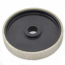 China Bakelite Core Industrial Diamond Grinding Wheels , 1A1 Diamond Grinding Wheel For Hard Materials supplier