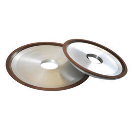 China Self - Sharpness Resin Bond Grinding Wheel Slow Worn Consumption For Tungsten Carbide supplier