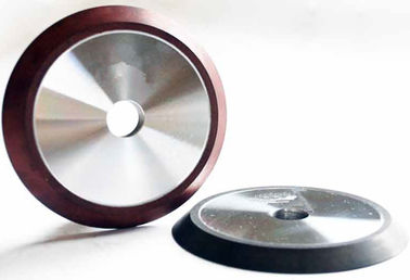 China Aluminum Core Resin Bond Diamond Grinding Wheel Suitable For Precision And Deep Grooving supplier