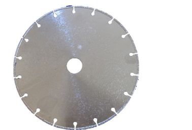 China Nickel Bond System Diamond Cutting Disc Durable Long Lasting Lifespan For FRP GRP supplier