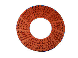 China 11 Inches Diamond Granite Floor Polishing Pads High Gloss Finishes Hook / Loop Connection supplier