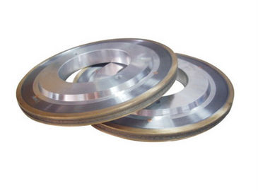 China High Performance Metal Bond Grinding Wheels 150 * 22 * 10mm For Solar Glass Shaping supplier