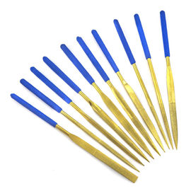 China Customized Design Diamond File Set , High Durability 10 PCS Diamond Needle File Set supplier