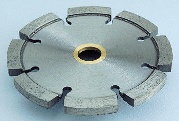 China Diamond Tuck Point Grooving Blade For Granite , Concrete , Hard Materials supplier