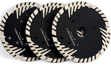 "China 5"" 125mm Diamond Saw Blade Granite Marble Tile Cutting Disc Long Life supplier"