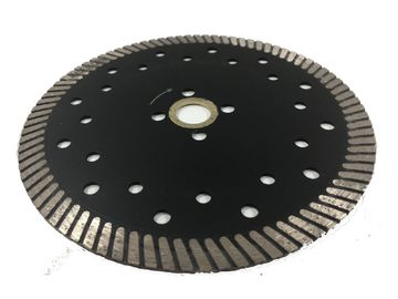 "China 5"" Diamond Cutting Blade Turbo For Cutting Granite Stone Marble Concrete Masonry supplier"