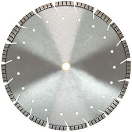 China 16 Inch Multi Purpose Turbo Diamond Blade Laser Welded Drop Segmented supplier