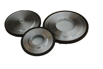 China High Precision Resin Bond Diamond Wheels , Diamond Grinding Wheels For Micro Drill supplier