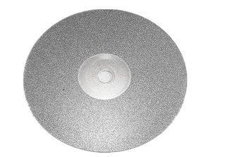 China Round Industrial Diamond Grinding Wheels , Durable 150mm Diamond Grinding Wheel supplier