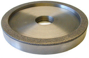 Automotive 200mm Industrial Diamond Grinding Wheels Adapt To Various Spindle Speeds