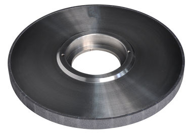 Cylindrical Vitrified Diamond Grinding Wheels , Diamond Abrasive Wheels For Sapphire