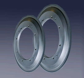 Slot Edge Vitrified Diamond Wheel Equip With High Precision NC Crankshaft Grinding Machines