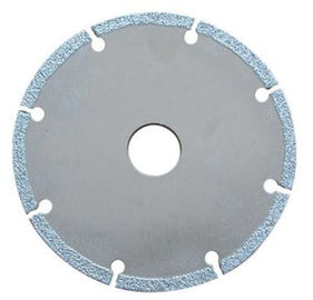 China Wet / Dry Cutting Diamond Saw Blades Multipurpose Energy Efficient Antirust Lower Noise factory