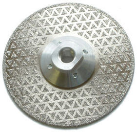 High Precision Diamond Cutting Blade , No Chipping Diamond Marble Cutting Blade
