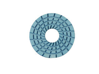 China Synthetic Diamond Floor Pads , Concrete Floor Grinding Pads OEM Accepted factory