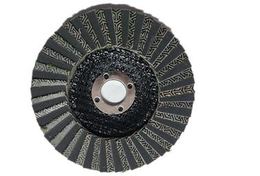 Diamond Mini Abrasive Flexible Flap Disc Fiber Glass Plastic Backing Flap Wheel