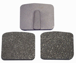 China Terrazzo Concrete Grinding Diamonds Abrasive Brazing Block For Husqvarna Grinder factory